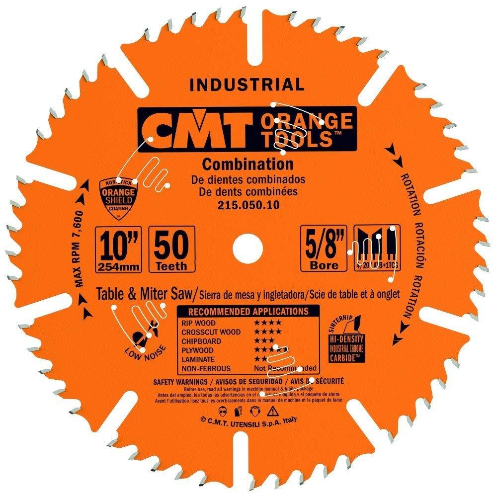 CMT 215.050.10 Industrial Combination Blade