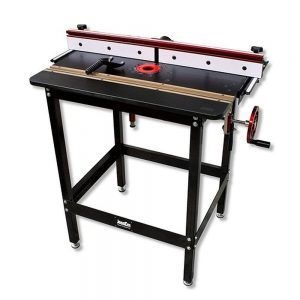 JESSEM Mast-R-Lift Excel II Included Complete Router Table