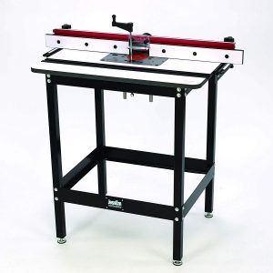 JESSEM Rout-R-Lift II Included Router Table