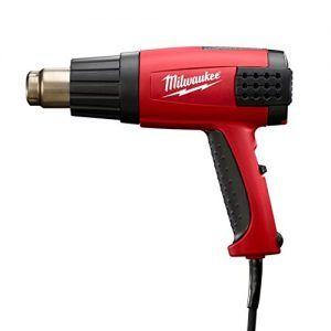 Milwaukee 8988-20 Variable Digital Temperature Control Heat Gun