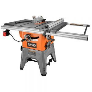 RIDGID table saw R4512