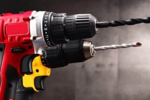 Drill drivers & impact drivers